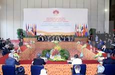 Hanoi Declaration of 7th ACMECS Summit issued