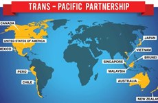 Vietnam-Mexico trade to benefit from TPP