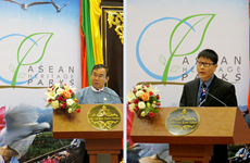 Myanmar hosts ASEAN Heritage Parks conference