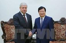 Vietnam, Belarus intensify trade, investment