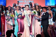Vietnamese crowned Miss Global Beauty Queen