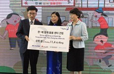 Project supporting Vietnamese women married to RoK men