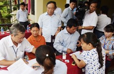 Thua Thien-Hue: Formosa compensation paid to fishermen