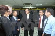 Vietnam News Agency, Prensa Latina leaders hold talks