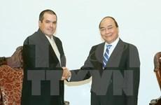 PM hails cooperation between Vietnam, Cuba news agencies