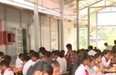 Semi-boarding schools in Son La pay off