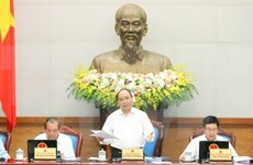 PM: more efforts needed to fulfill 2016 socio-economic tasks