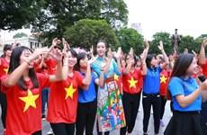 Dance for a stronger Vietnam
