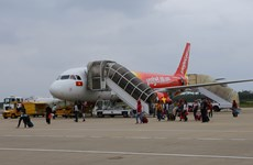 Vietjet Air opens Hue-Hanoi return flight