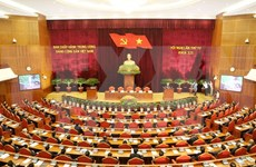 Resolution on Party building to be translated into deeds
