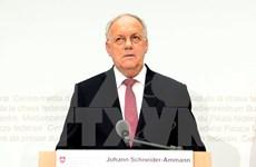 Swiss President hopes for early signing of EFTA-Vietnam FTA