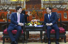 Prague wants to foster ties with Hanoi