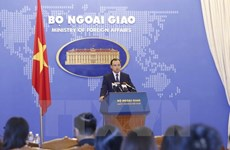 Vietnam welcomes Philippines's settlement of fishermen issue