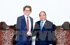 PM wants trade, investment with Sweden to rise higher