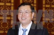 Chairman of Chinese National People's Congress to visit Vietnam