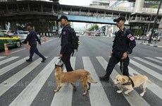 Thailand beefs up security in Bangkok