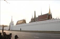 Thailand strengthens security in Bangkok
