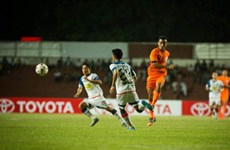SBH Da Nang suffer defeat at Toyota Cup's opening match