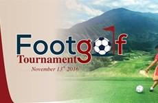Da Nang to host FootGolf tourney