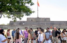 Hue welcomes 2.74 million visitors in 10 months