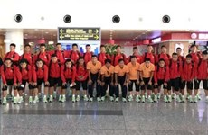 U22 to face China in first match of friendly tourney