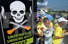 Vietnam shares experience in tobacco harms prevention