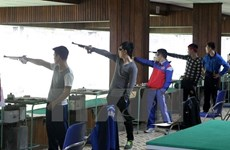 VN's marksmen wins gold medal at SEASA tournament