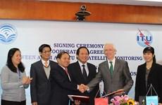 Vietnam, ITU reach deal on satellite monitoring