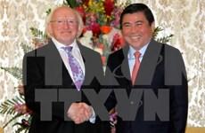 HCM City looks towards stronger ties with Ireland