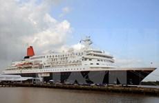 Southeast Asia-Japan youth ship visits HCM City