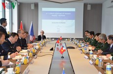 Vietnam, France deepen defence cooperation