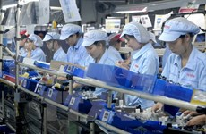 Bac Ninh Industrial Park attracts 455 million USD in FDI