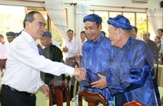 VFF leader attends great national unity festive day in An Giang