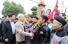 Great national unity celebrated in Bac Ninh province