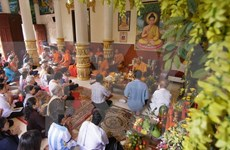 Can Tho moves to preserve Khmer culture