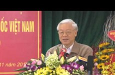 Great national unity celebrated in Bac Ninh