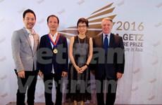 Vietnamese architect wins Asian prestigious prize