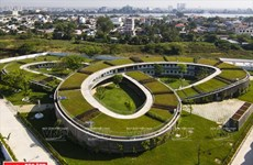 Farming Kindergarten Listed in the World's 30 Best New Buildings