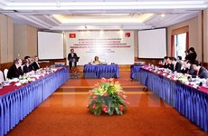 Vietnamese, German parties hold dialogue on SMEs