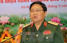 Defence Minister attends ADMM Retreat in Laos
