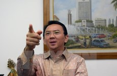 Jakarta governor declared suspect in blasphemy case