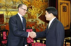 Austria eyes cooperation with Hanoi