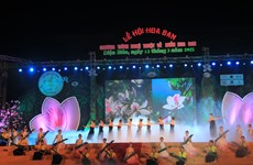 Ban Flower Festival 2017 opens in March next year
