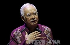 Malaysia's Najib warns of protesters' conflicts