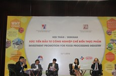 Vietnam's food processors court global investors