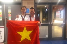 Vietnam wins world junior taekwondo gold medal