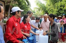 Vietnam Red Cross Society celebrates 70th anniversary