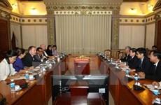 HCM City, European businesses enhance cooperation