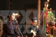 Hai Duong preserves Ca Tru's artistic value
