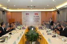 Vietnam, Cambodia enhance coordination in drug fight